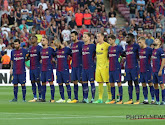 Barcelona klopt Real Betis na minuut indrukwekkende stilte