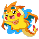 Flying Pikatchu Go for PC-Windows 7,8,10 and Mac