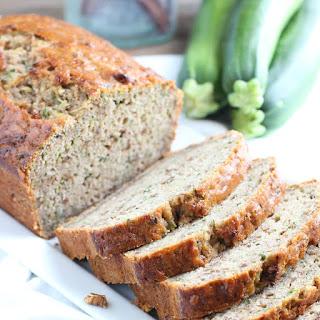 Zucchini Bread Without Baking Soda Recipes