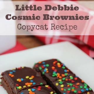 Little Debbie Cosmic Brownies Copycat