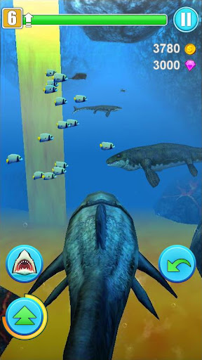 Shark Simulator screenshot 1