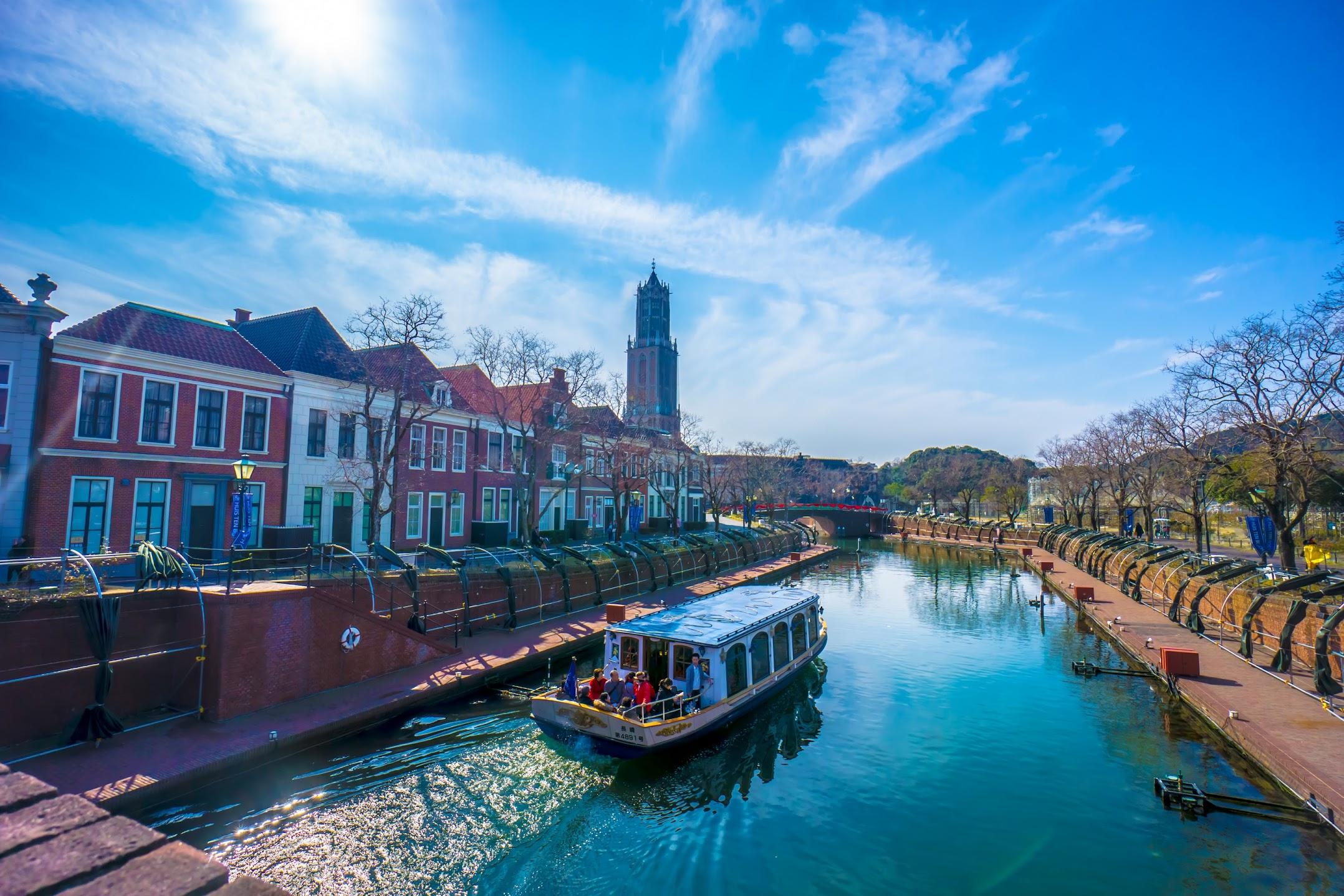 Huis Ten Bosch Canal Cruiser2