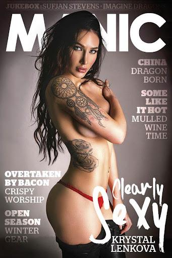 新闻杂志 免费应用 –MANIC 雜誌為男性