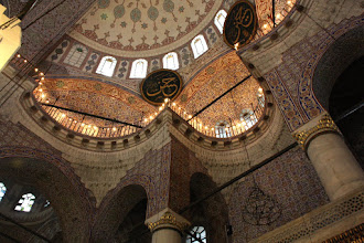 Photo: Day 115 -  The Yeni Mosque #3