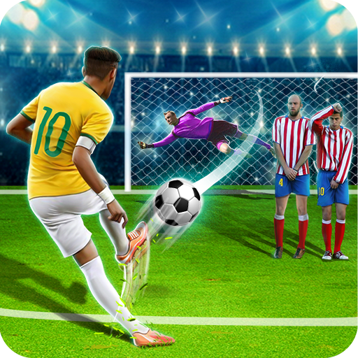 Shoot Goal - Soccer Game 2018 Top Leagues (game)