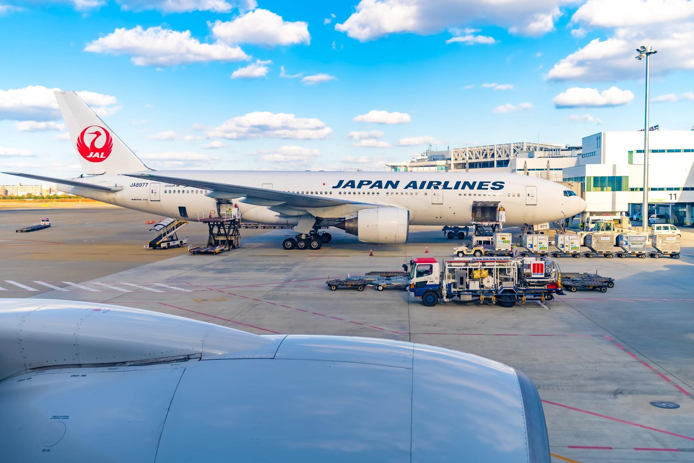 ANA 福岡空港