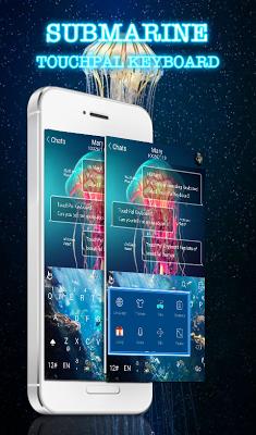 TouchPal Submarine Keyboard - screenshot