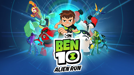 Ben 10 Alien Run screenshots 1