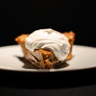 Creamy No Bake Pumpkin Pie