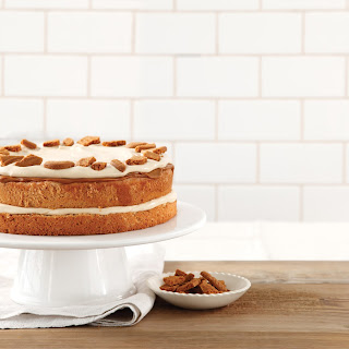 Biscoff and Irish Cream Layer Cake