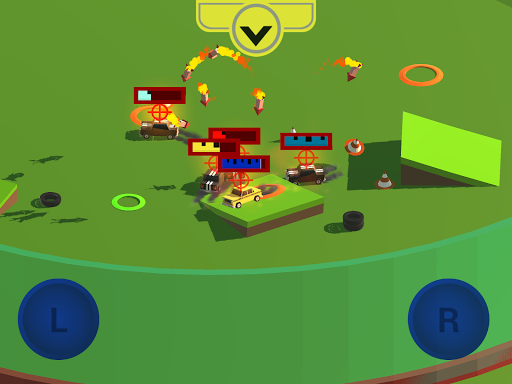 CARZ: Car Arena Rocket Zone | Demolition Derby screenshots 9