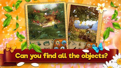 Hidden Object: 4 Seasons - Find Objects modavailable screenshots 11