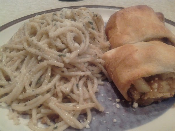 Pasta And Burek Recipe