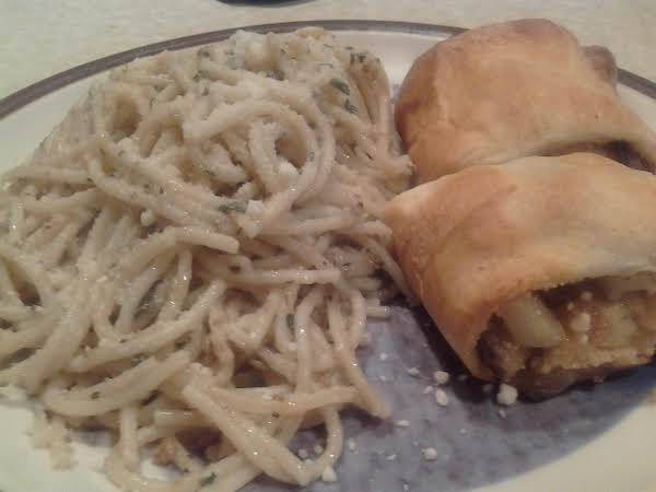 Pasta And Burek