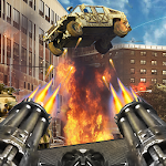 Crush the Army Convoy Icon