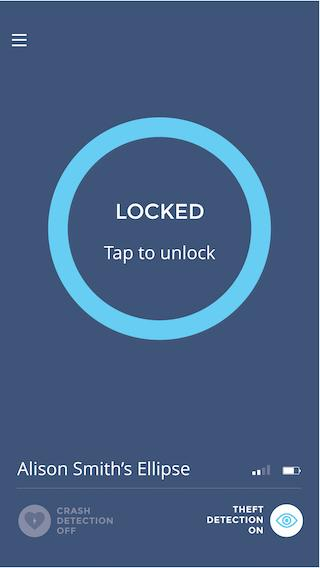 Ellipse Lock- screenshot