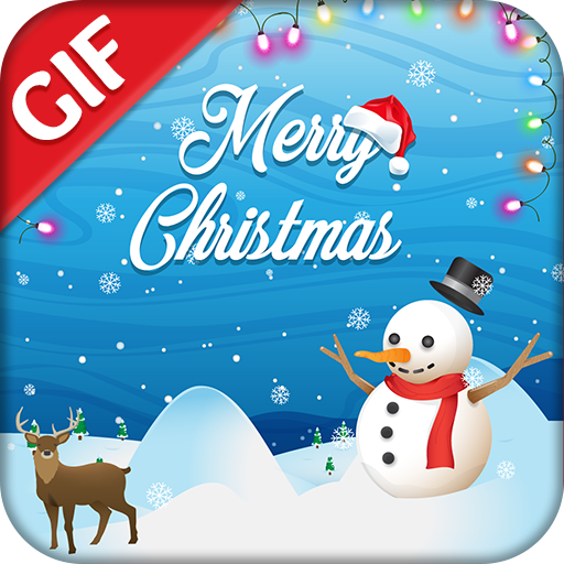 Latest GIF Collection on Christmas 2017 – Apps bei Google Play