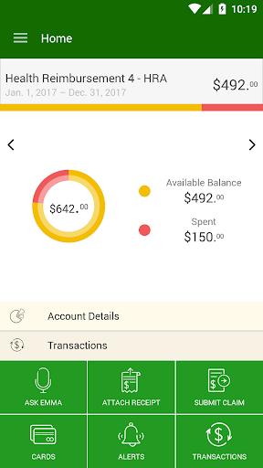Envision Benefit Debit Card by Envision Healthcare, Inc