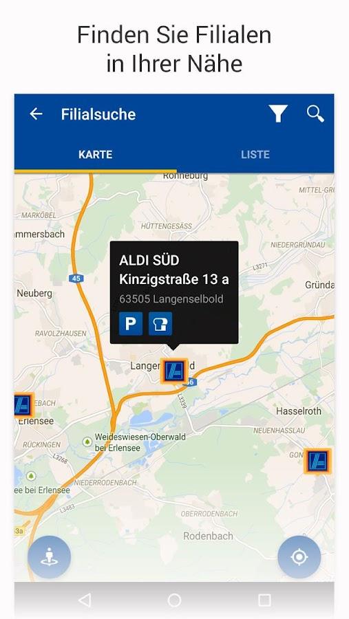 ALDI SÜD – Angebote & Filialen – Android-Apps auf Google Play