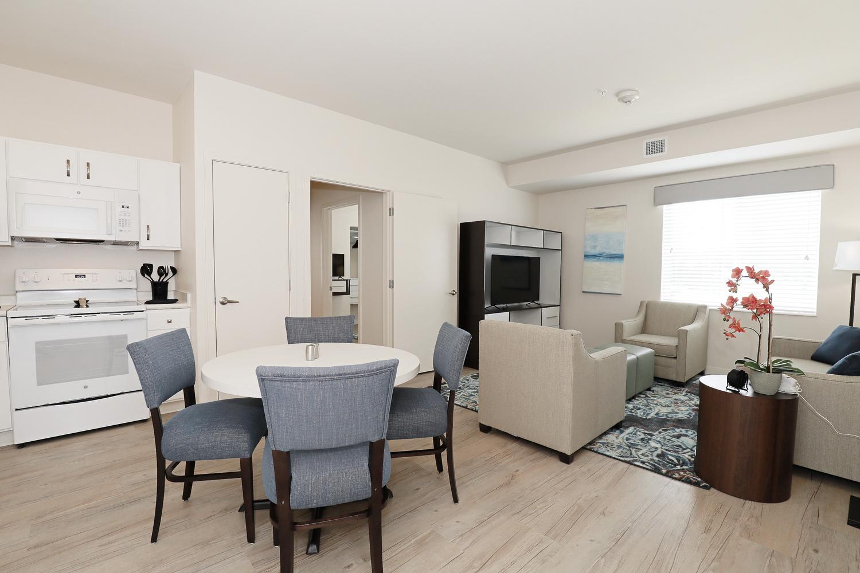 Three bed two bath furnished floorplan 3 bed 2 bath - 3 bedroom apartments san antonio ...