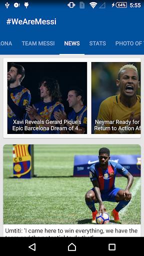 玩免費運動APP|下載We Are Messi - 我們是梅西 app不用錢|硬是要APP