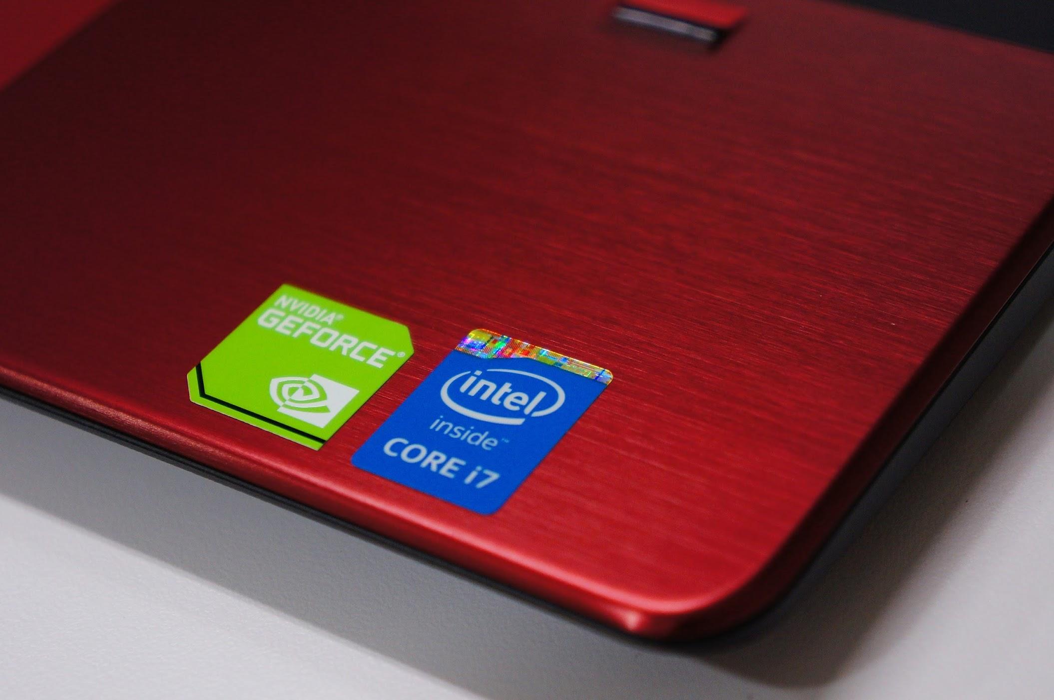 i7 cpu,是說對女生而言,i7和i5差不多..但對我而言,這有差異啊!! 還有年代!! 至於那個Nvidia GT 830M,堪用而已....