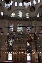 Photo: Suleyman Mosque, Istanbul