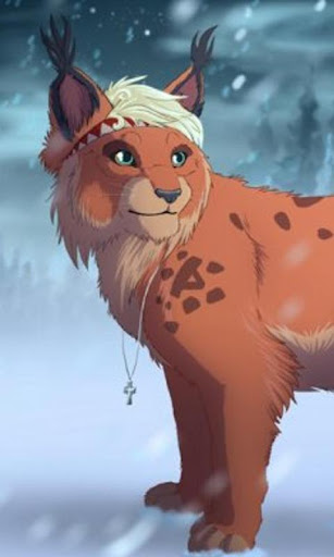 Lynxのアニメ壁紙