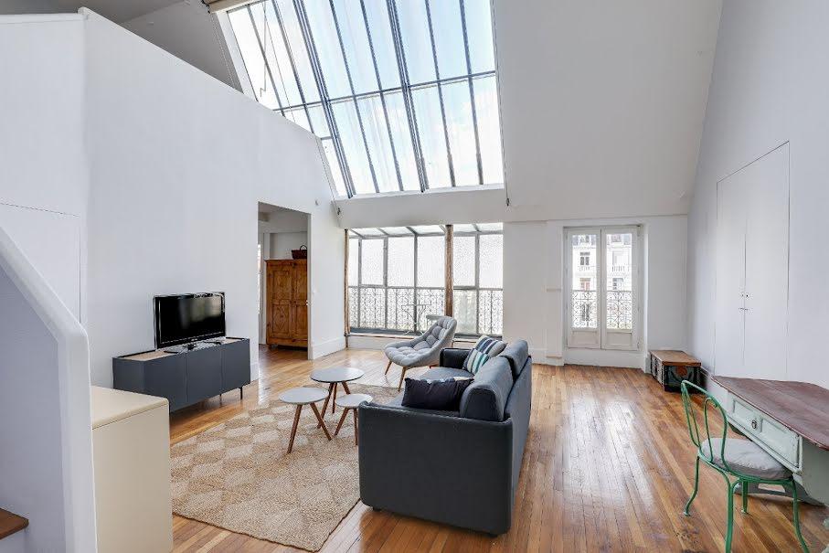 Vente appartement 2 pièces 78 m² à Paris 17ème (75017), 590 000 €
