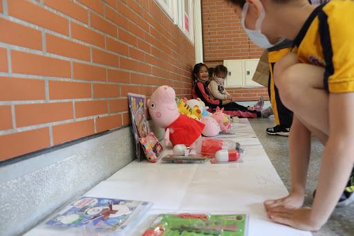 雙龍國小109學年度親職教育日活動照片