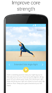 5 Minute Yoga Screenshot