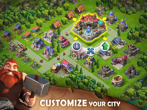 Blaze of Battle Apk 2