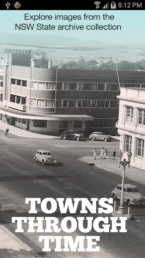 Towns Through Time