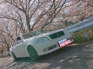 クラウンアスリート JZS171 JZS171のカスタム事例画像 もっき〜 JZS171 17クラウンアスリートVさんの2019年04月13日11:43の投稿