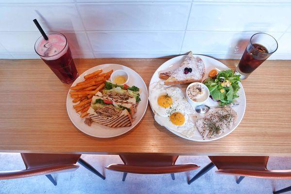 秘食早午餐-林口店