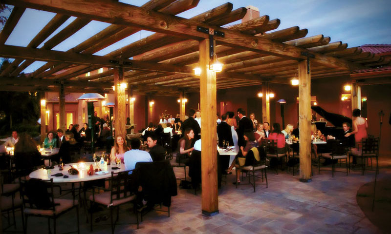 Patio event
