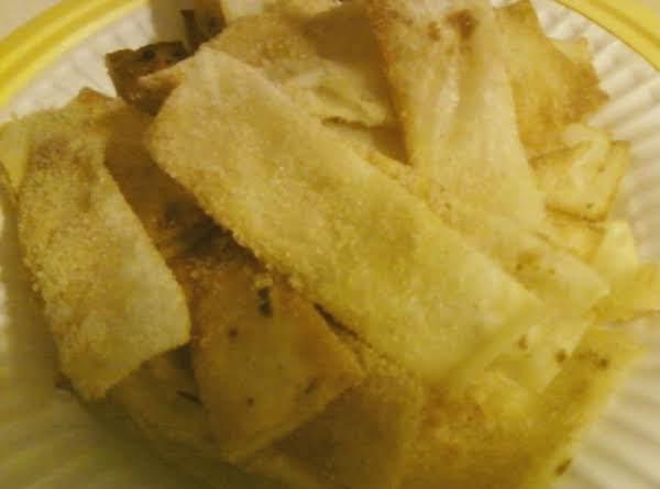 Easy Cinnamon Tortilla Stripe Recipe