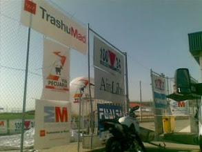 Photo: 100km24h: en Colmenar Viejo. Esto lleva un staff y logistica de miedo. Bravo para la organizacion