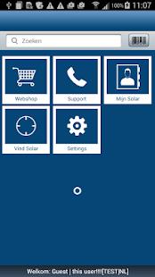 Solar Mobile - screenshot thumbnail