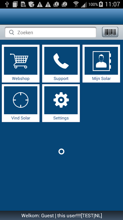 Solar Mobile - screenshot