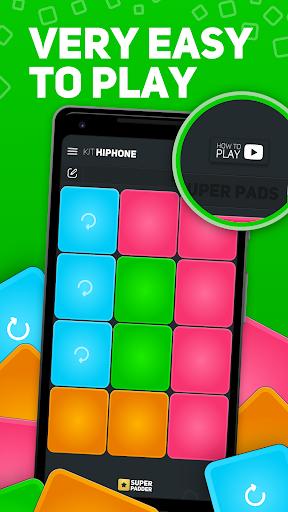 SUPER PADS - Become a DJ! screenshot 5