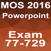 MOS Powerpoint 2016 Core Tutorial Videos