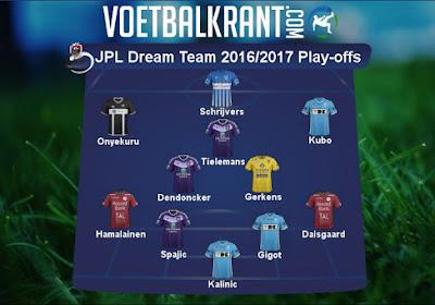 Jongens van Anderlecht én Gent op de afspraak in het Team van de play-offs!