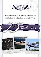 Photo: Ringerikes Flyveklubb 75 år