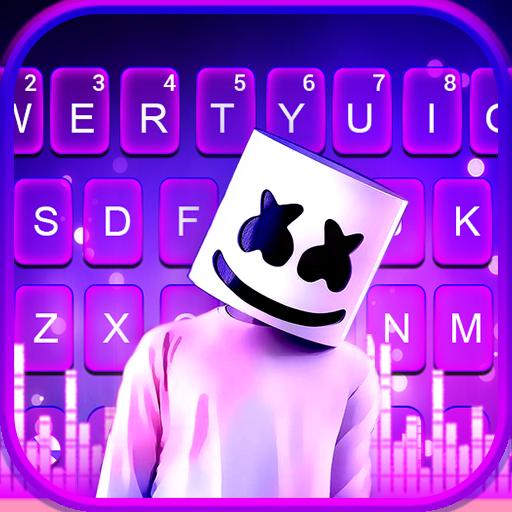 Cool Dj Club Keyboard Theme Icon