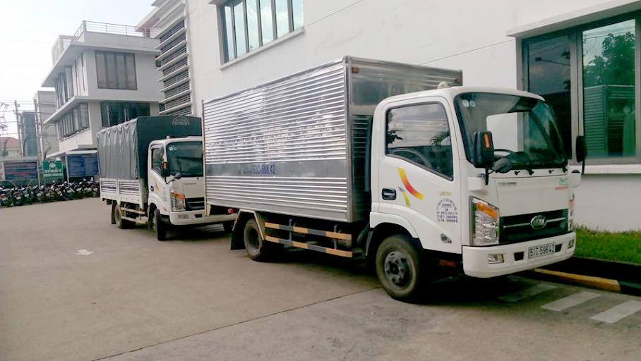 Lựa chọn xe tải phù hợp với khối lượng hàng hóa