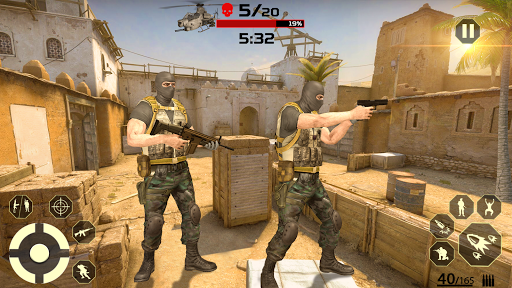 Fire Free Battle Royale: Cover Fire Special Force  screenshots 12