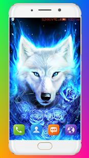 Wolf Wallpapers - Screenshot