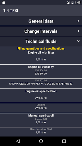 TechApp for AUDI screenshot 5