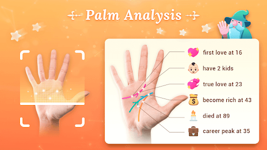 Palm Secret - Palm Reader, Cartoon Photo, Fun 1.2.9
